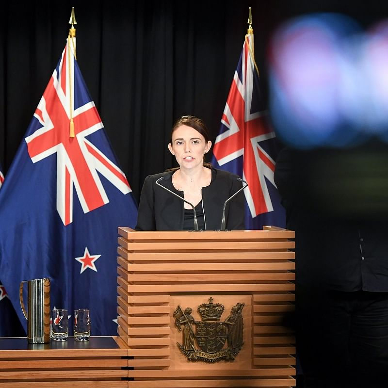 New Zealand Prime Minister Jacinda Ardern (Photo Courtesy: IANS)