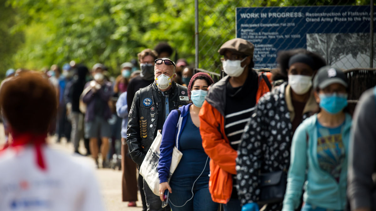 US private sector cuts 20.2 million jobs in April amid pandemic