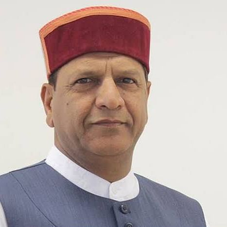 Himachal BJP chief quits, seeks probe into health scam