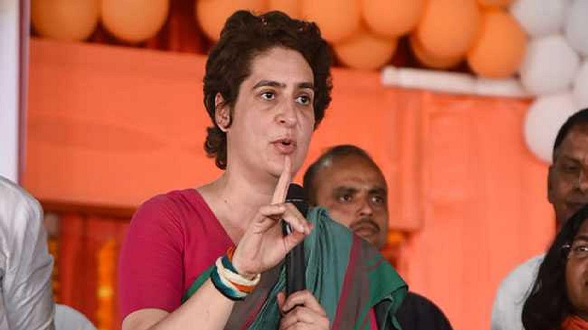 Another lockdown casualty: Man kills self in UP; Priyanka Gandhi hits out at BJP govt