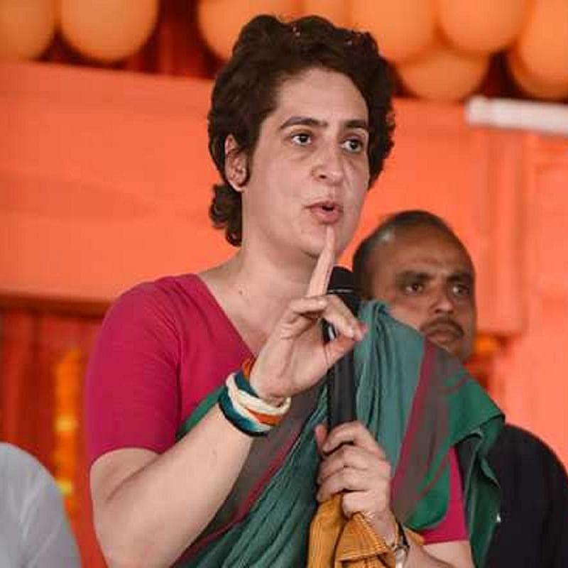 Congress General Secretary, Priyanka Gandhi