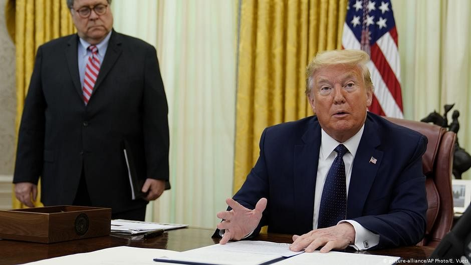 Trump announces to terminate relationship with WHO; takes steps against China