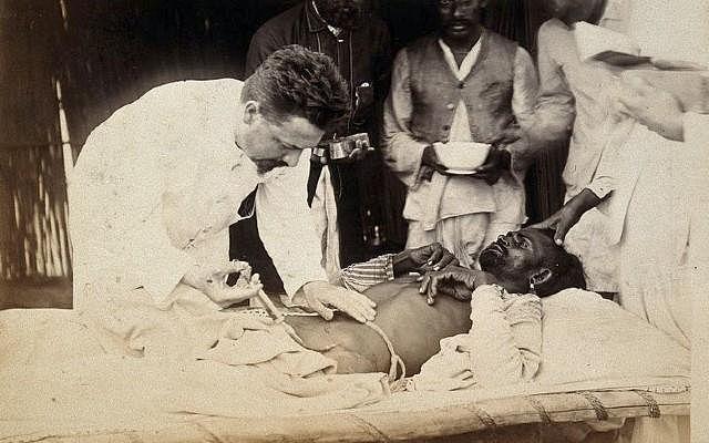 The British rebuilt Bombay after the Plague of 1896, Mumbai needs to be rebuilt now