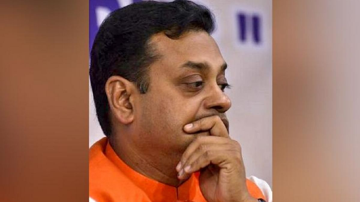 Youth Congress files complaint against Sambit Patra