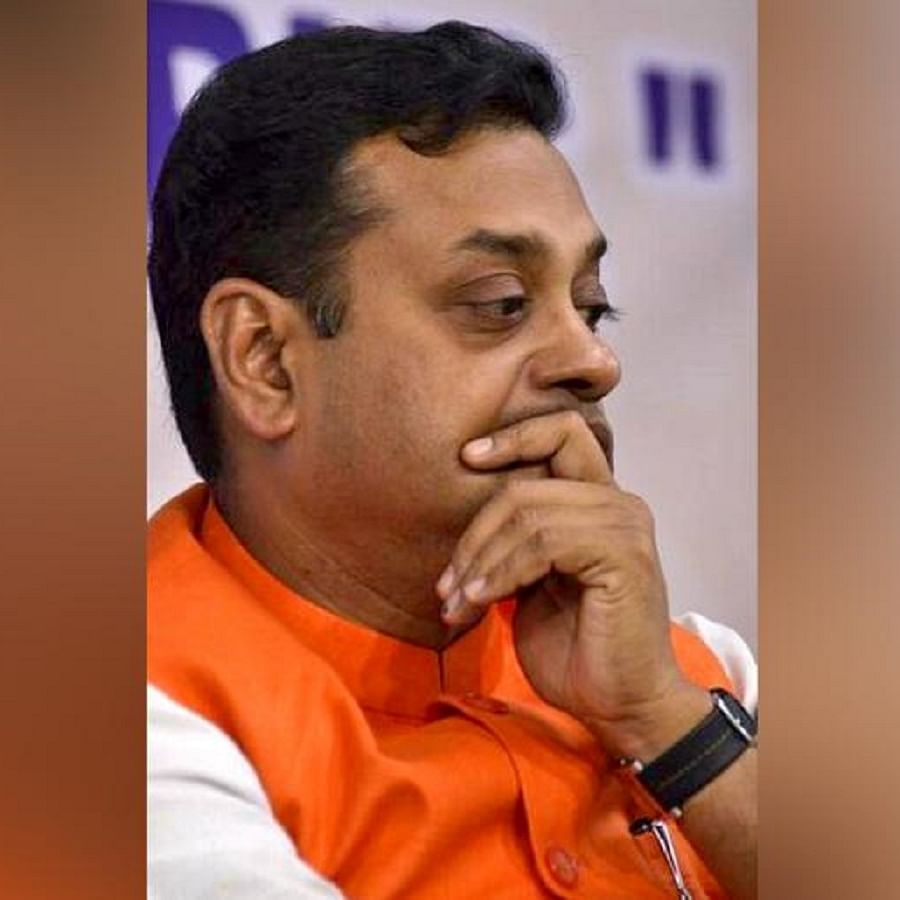 BJP leader Sambit Patra (Photo Courtesy: social media)