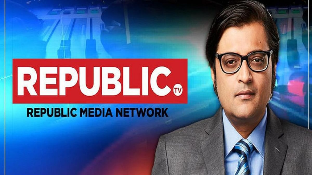 TV anchor Arnab Goswami