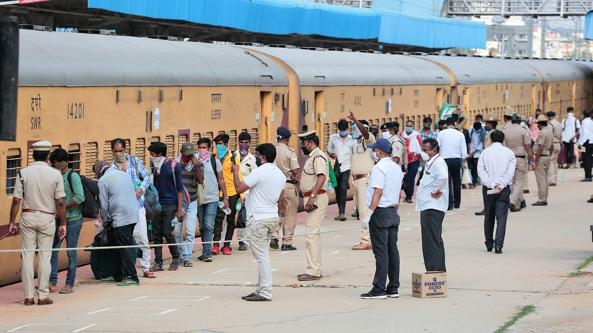 Shramik trains to run in full capacity with 3 stoppages
