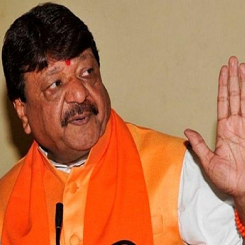 BJP general secretary Kailash Vijayvargiya (Photo Courtesy: social media)