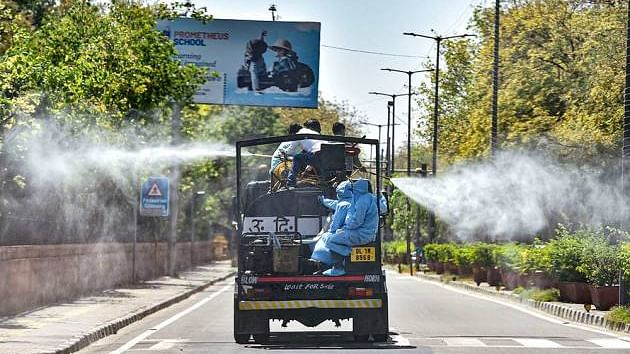 Delhi: Lack of finances leave corona warriros in North MCD gasping for salary