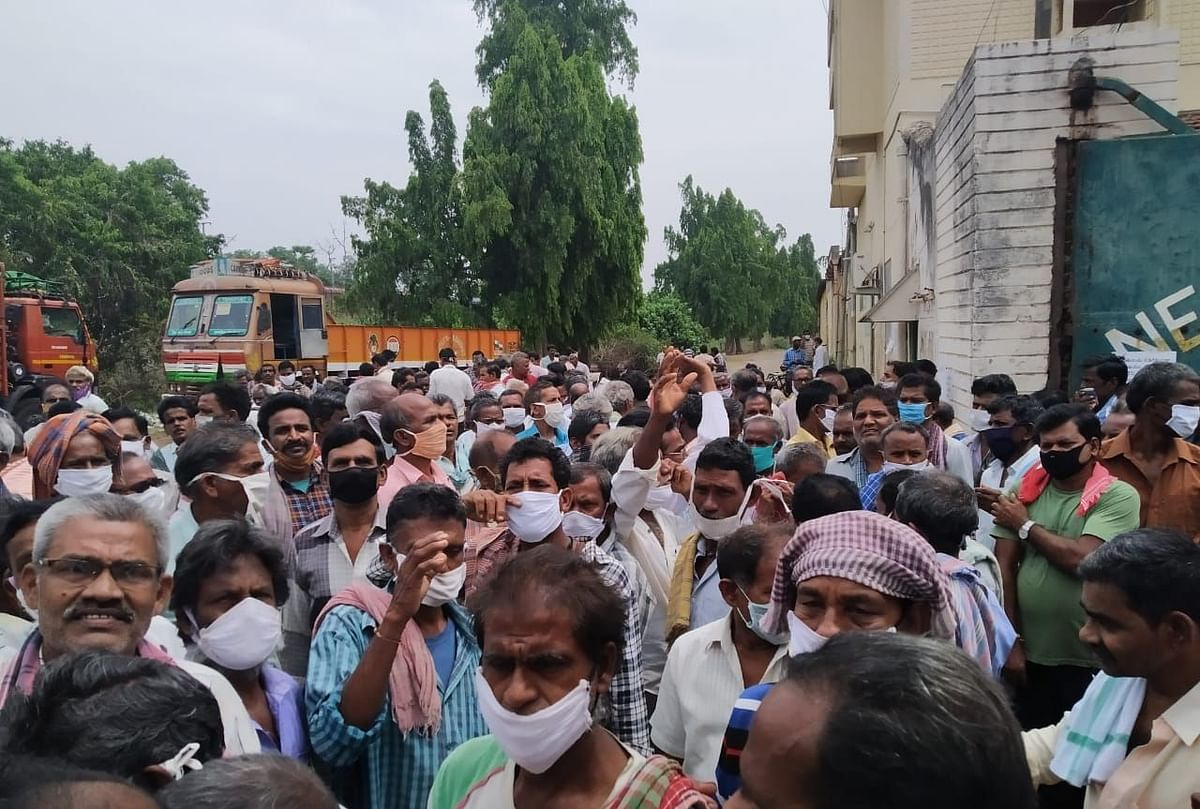13,000 jute mill workers in Andhra Pradesh on strike over non-payment of wages for lockdown period