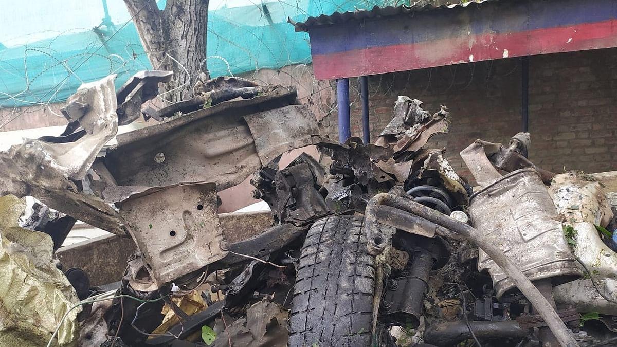 Pulwama-like tragedy averted in Kashmir, IED-laden car timely captured