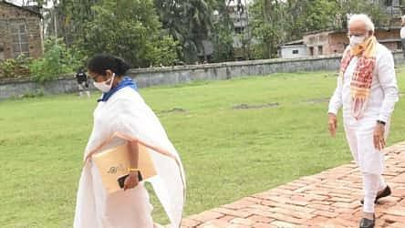 PM offers a thousand Crore to West Bengal but silent on paying 13,000 Crore it owes