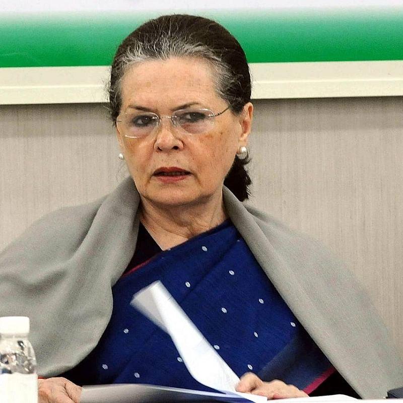 Congress President Sonia Gandhi (Photo Courtesy: social media)
