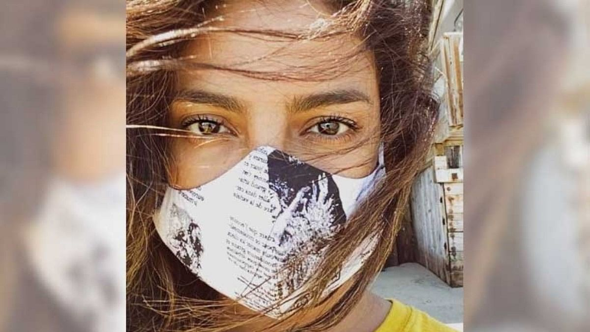 Priyanka Chopra shares pic of 'first day out in two months'