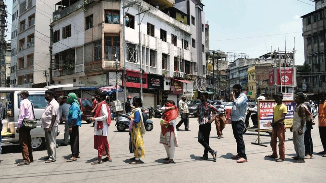 Lockdown Impact: 'Ludhiana pushed back by 30 years'