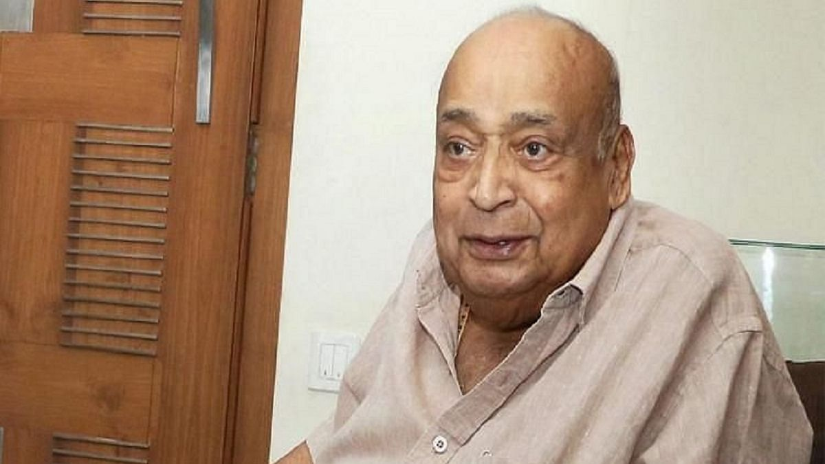 Obituary: Veteran socialist leader and Member of Parliament Veerendra Kumar passes away at 83