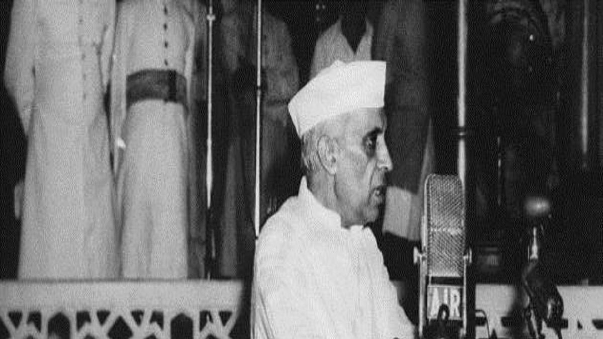 Nehru's word: The Congress Party