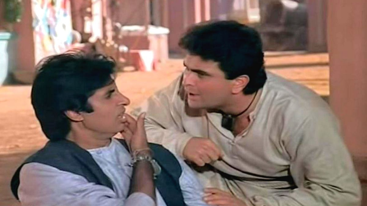 5 times when Rishi Kapoor teamed up with Amitabh Bcahchan