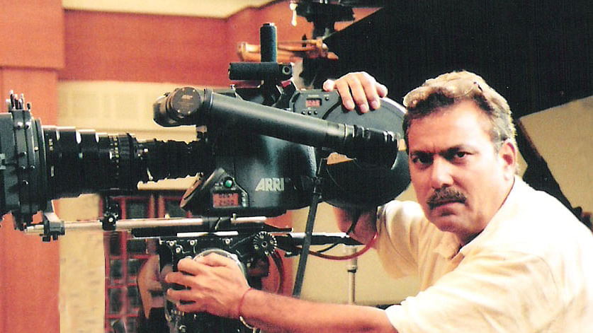 Cinematographer Nadeem Khan hospitalised in COVID-19 ward after he falls from staircase