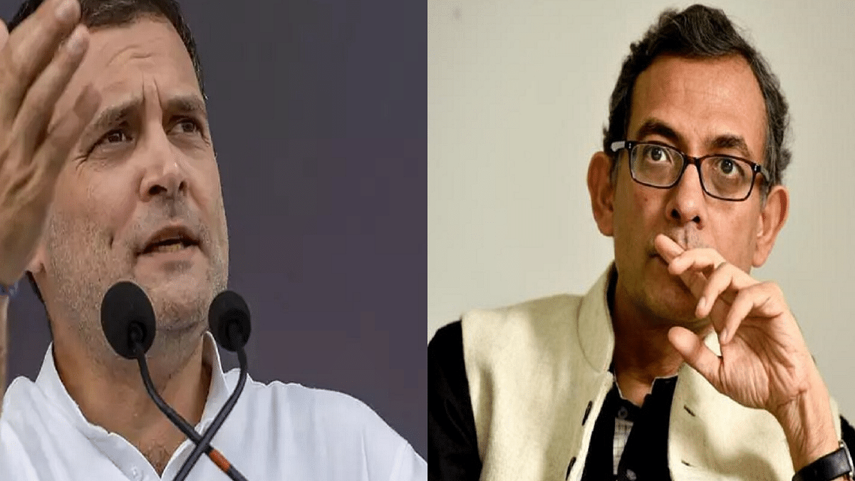 Full transcript: Dr Abhijeet Banerjee in conversation with Rahul Gandhi