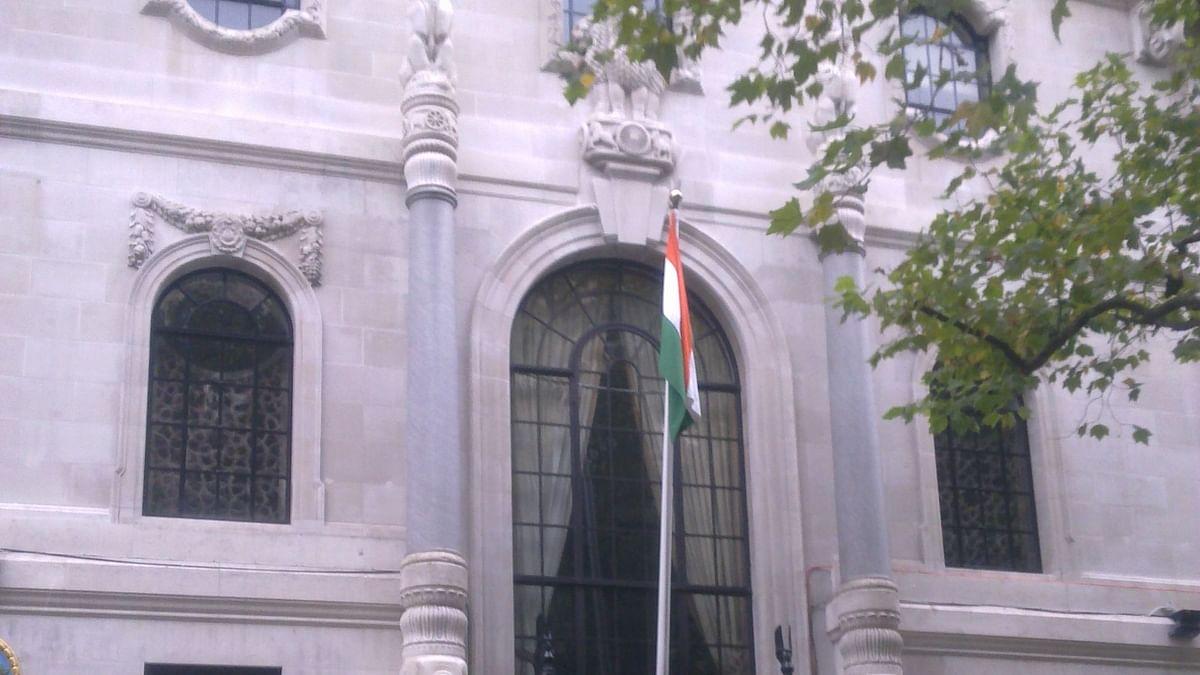 Revolving doors in India House