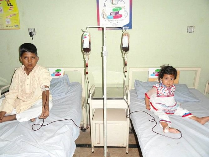 How COVID-19 is endangering the lives of Thalassemia patients
