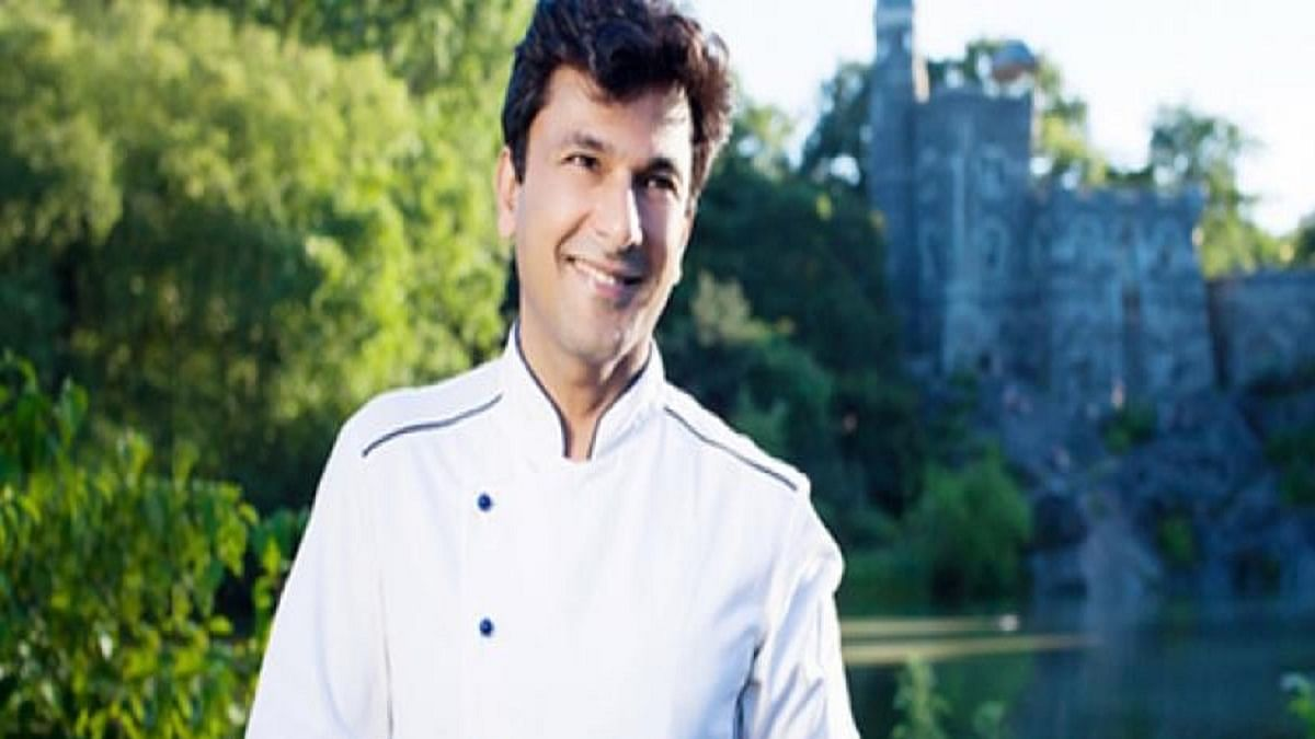 Master Chef Vikas Khanna (Photo Courtesy: IANS)