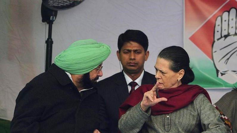 Punjab suffered 88 percent revenue loss in April due to COVID-19, CM tells Congress President Sonia Gandhi