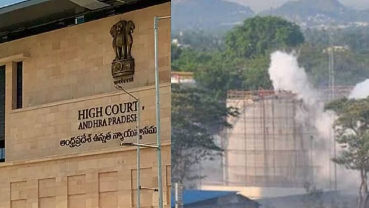 Vizag gas leak: AP HC directs seizure of LG Polymers plant, prohibits directors from leaving India
