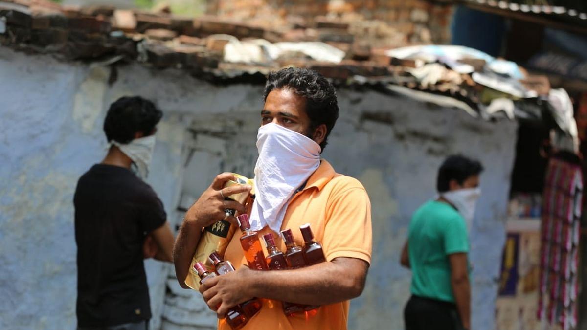 Booze 70% costlier as Delhi slaps special corona fee