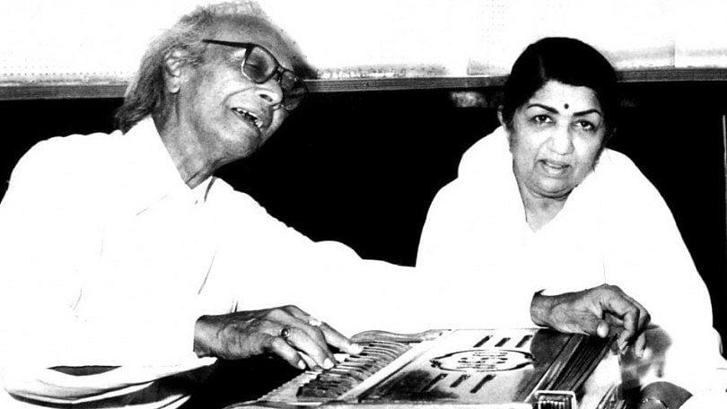 Lata Mangeshkar remembers Naushad on his 14th death anniversary on May 5