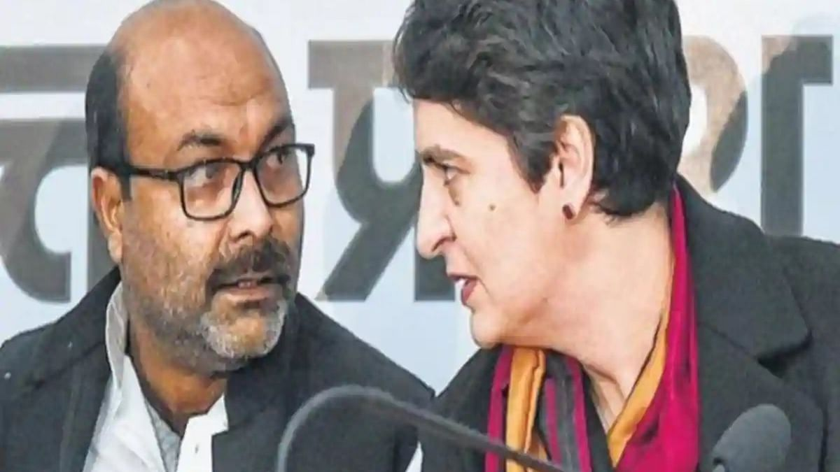 Act of vengeance: FIR against Priyanka Gandhi's aide and UP Congress chief Ajay Lallu for 'forgery'
