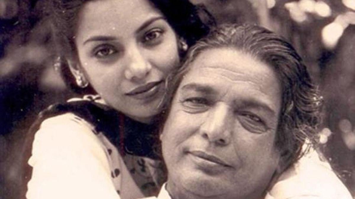 Shabana Azmi azmi of her legendary father Kaifi Azmi