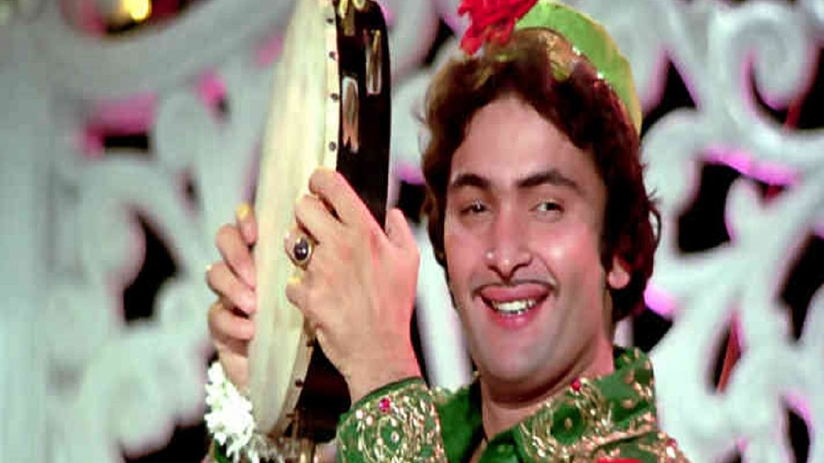 5 films where Rishi Kapoor rocked in on stage