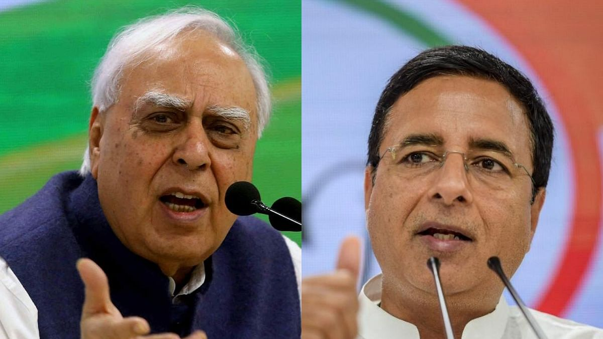 Congress attacks Centre for SG's 'prophets of doom' statement in SC