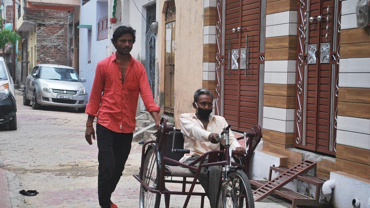 Nagpur's Anirudhh helps Md Gayur get back home, takes a 700 Kms long detour
