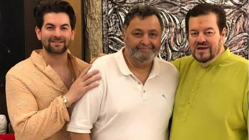 Neil Nitin Mukesh recalls his association with 'father figure'  Rishi Kapoor