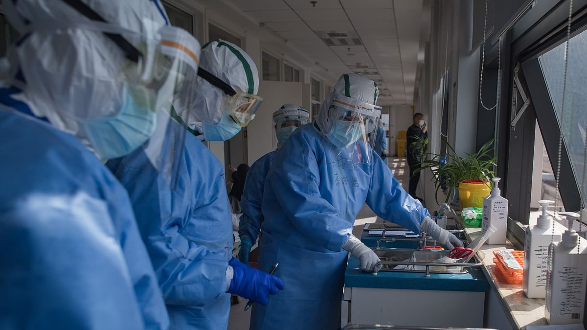 COVID-19 PPE can cause serious skin injuries: Study