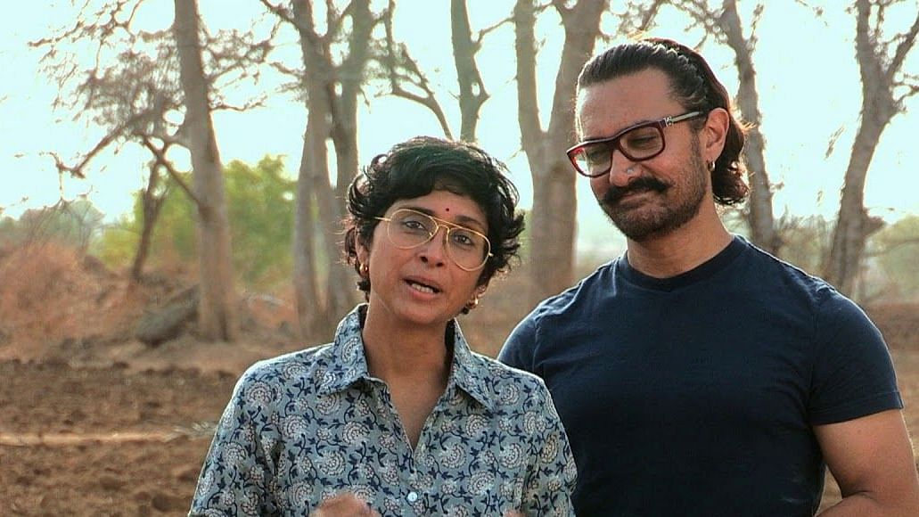 Aamir Khan, Kiran Rao's Paani Foundation described as world's biggest permaculture project by Andrew Millison