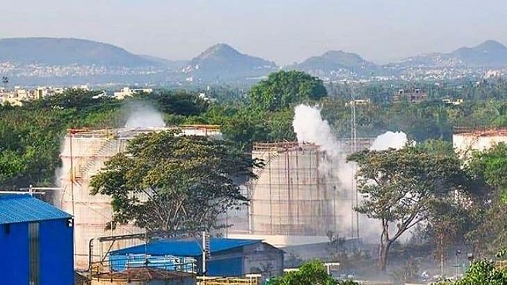 Vizag gas leak: NHRC takes cognizance, issues notice to Centre, AP Government
