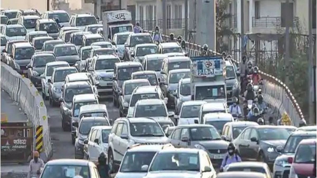 Heavy traffic as Delhi-Ghaziabad border sealed