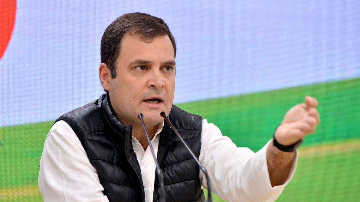 Govt destroying economy, this is Demon 2.0: Rahul Gandhi