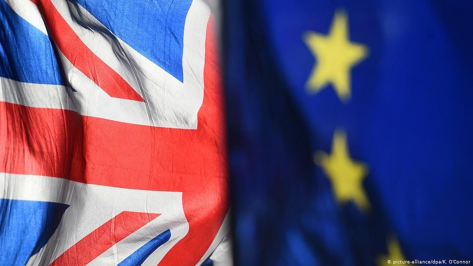 UK tries new campaign to prepare public for Brexit