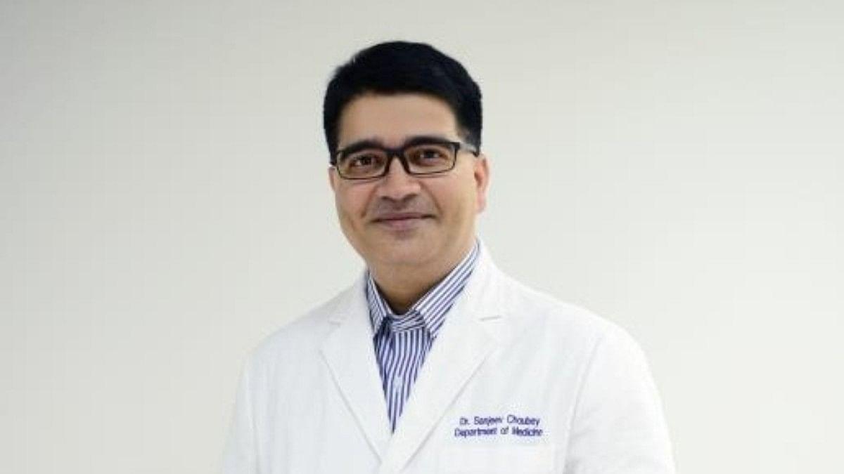 Dr Sanjeev Choubey