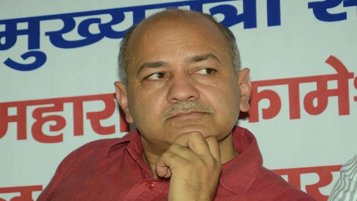 Manish Sisodia (Photo Courtesy: IANS)