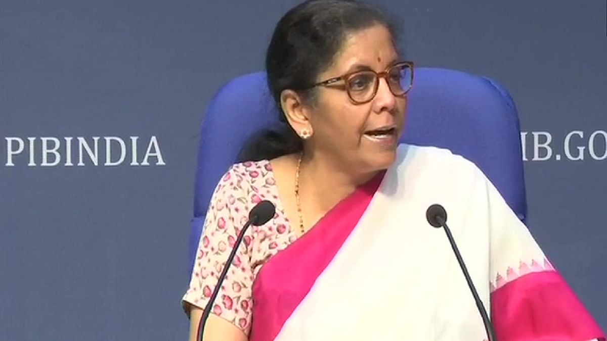 FM Nirmala Sitharaman announces central law to give free market access to farmers