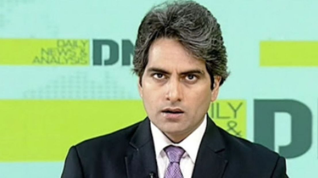 Kerala Police books Zee News editor Sudhir Chaudhary for spreading religious animosity