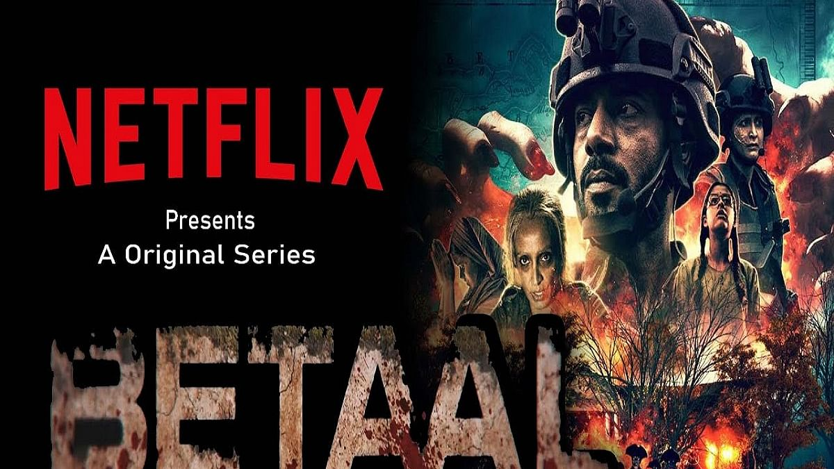 'Betaal': About zombies, for zombies