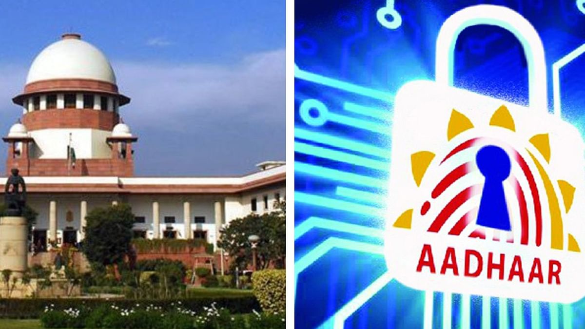 Supreme Court junks petition to link Aadhaar with social media accounts