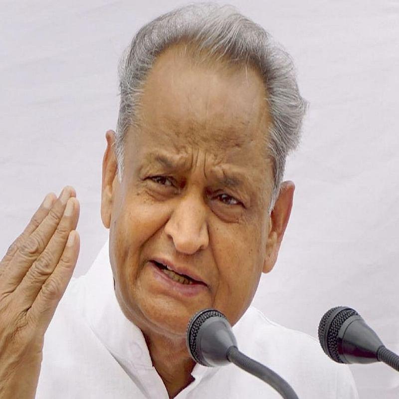 Rajasthan Chief Minister Ashok Gehlot (Photo Courtesy: social media)